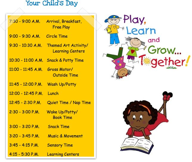 Best Daycare  CalenderCircle Time Images On