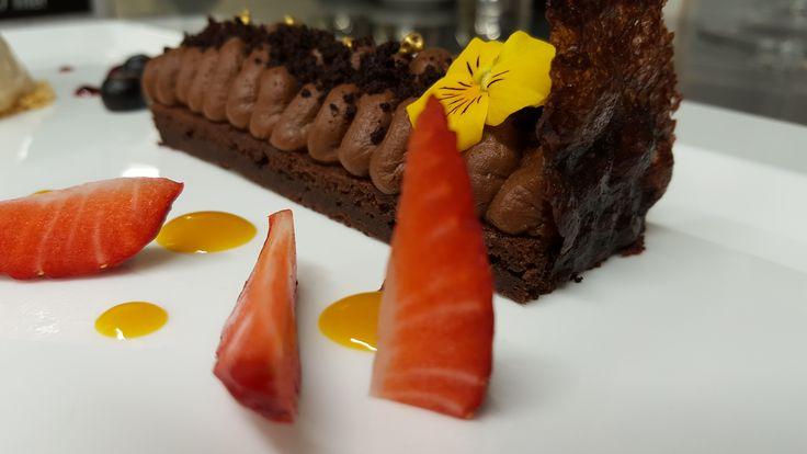 "Chocolate ""dream"" cake"