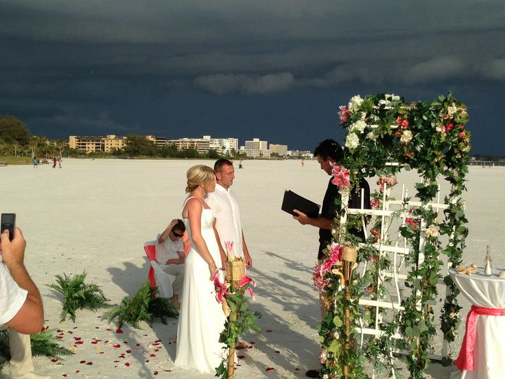 36 Best Images About Beach Wedding On Siesta Key, Florida