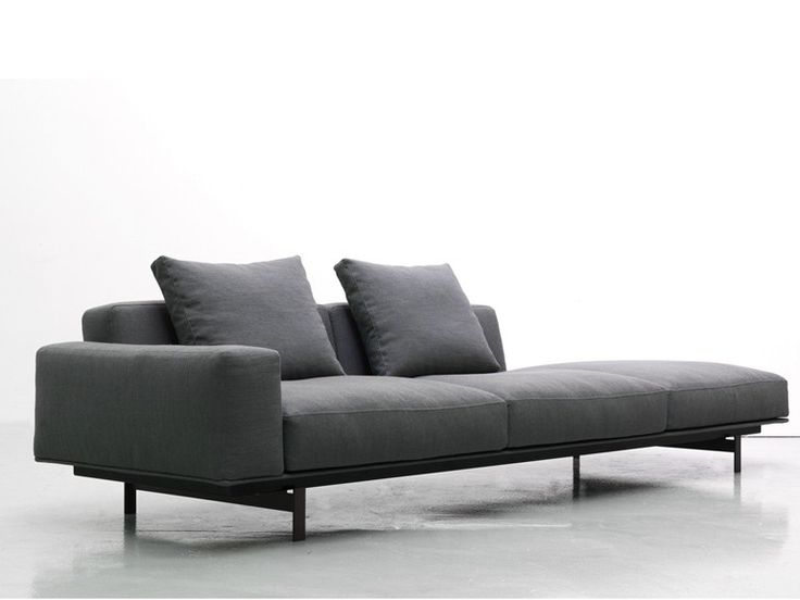 Contemporary style upholstered fabric sofa YARD by Lema  design Francesco Rota ...