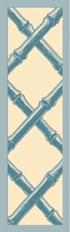 Surya BBC-2015 Bondi Beach Hand Woven Polypropylene Rug Blue 9 x 12 Home Decor Rugs Rugs