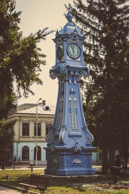 steampunktendencies: Braila, Romania (by Ioana_Lungu)