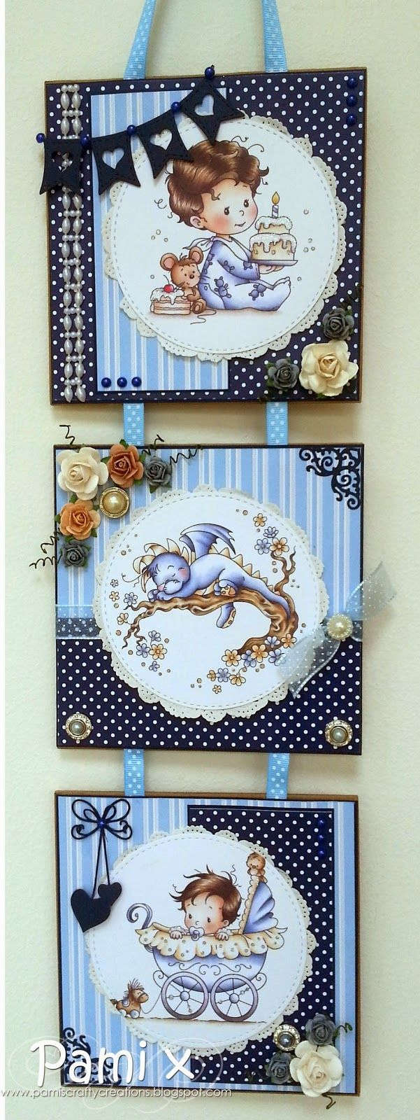 Pami's Crafty Creations: New Challenge at the Hobby House