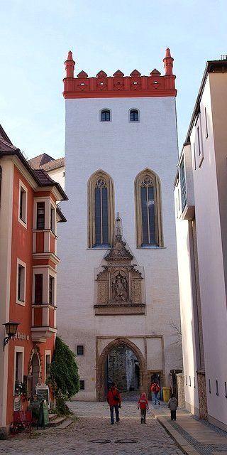 Bautzen: Matthiasturm, Sachsen, Deutschland | Flickr - Photo by Einsiedler.