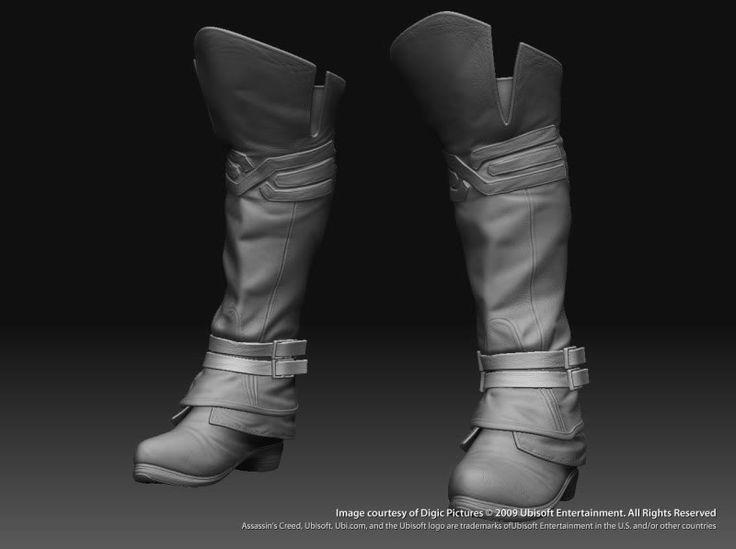 Resultado de imagen de assassin's creed ezio boots