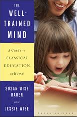 Book that helps explain classical education and trivium method -- stages of learning