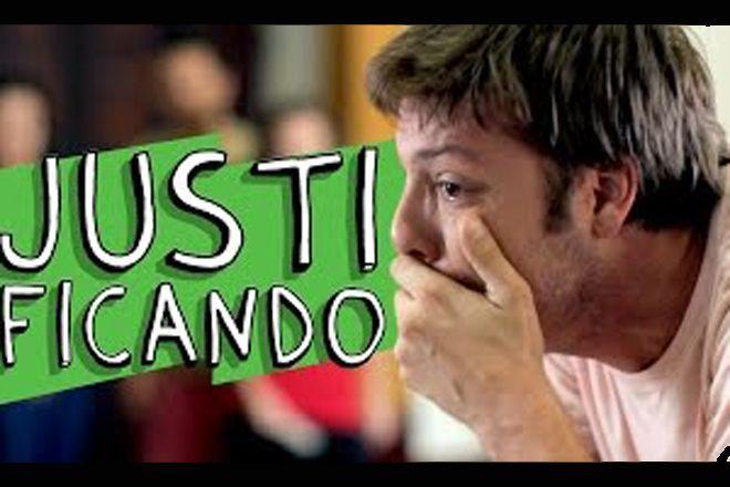 Justificando – o novo vídeo do Porta dos Fundos, já viu?
