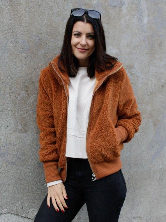 InWear Eilene Jacket Caramel | Jakker