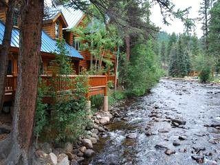 Blue Spruce River Manor Estes Park! Beautiful!