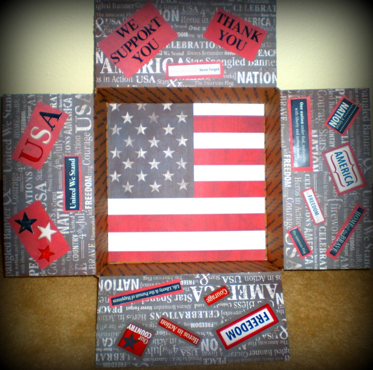 17 Best Ideas About Care Package Decorating On Pinterest