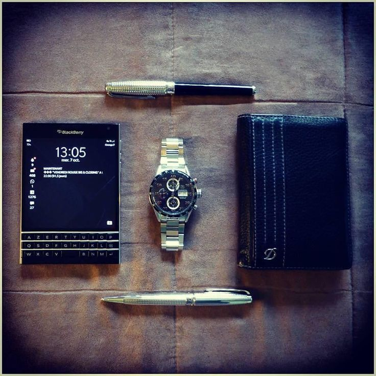 #inst10 #ReGram @confidenceswe: BlackBerry Passport @pikachu92120: #ready for #business #phone #blackberry #passport #blackberrypassport #watch #tagheuer #daydate #pen and #wallet #stdupont #st_dupont_paris #BlackBerryClubs #BlackBerryPhotos #BBer #BlackBerry