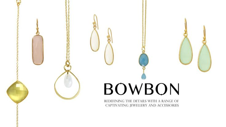 See the must have jewellery and accessory pieces your wardrobe needs at https://Bowbon.com