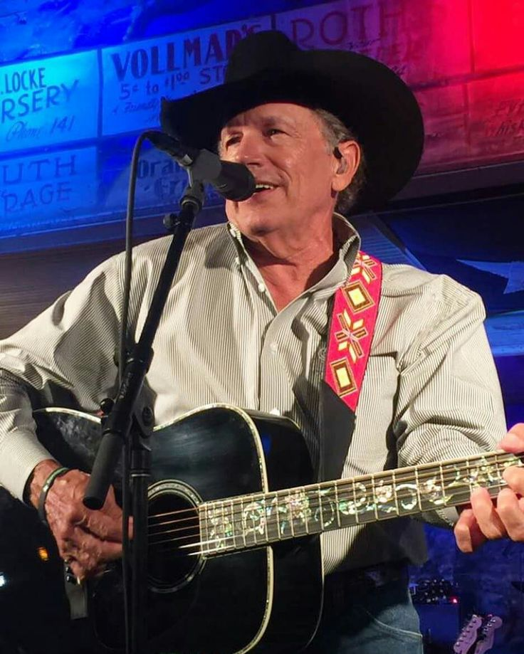 George Strait special performance at Gruene Hall                                                                                                                                                                                 More