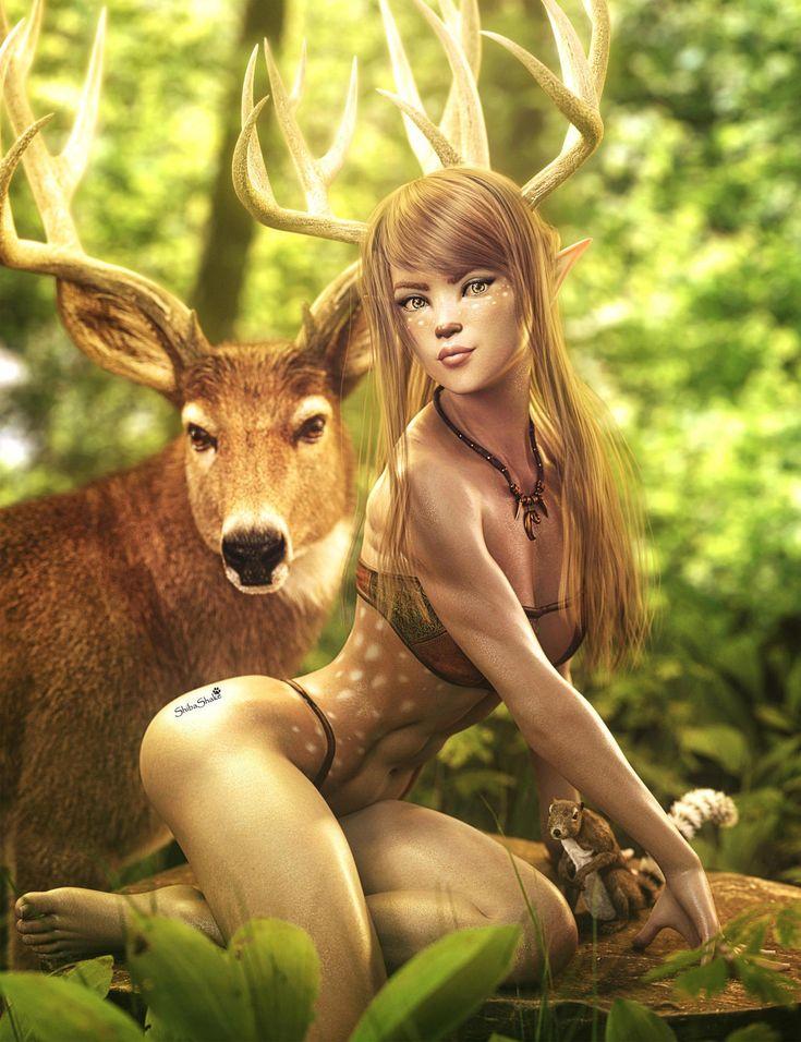 Mature Hunting Nude