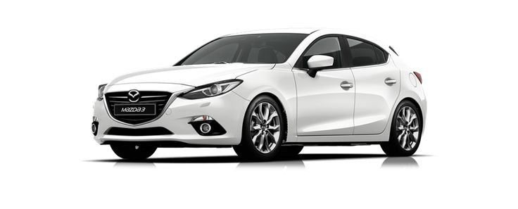 Mazda3 SP25 Astina Hatch - Snowflake White Pearl #mazda3 parklandmazda.com.au