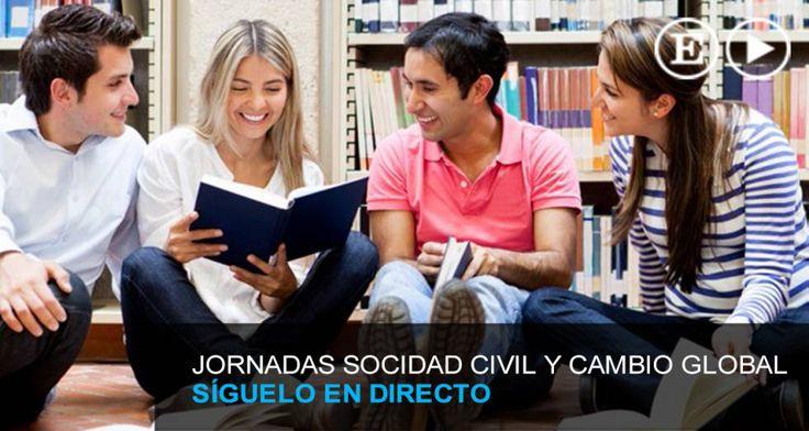 Debate sobre la sociedad civil y el cambio global