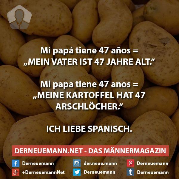 <3 Spanisch #derneuemann #humor #lustig #spaß #sprüche