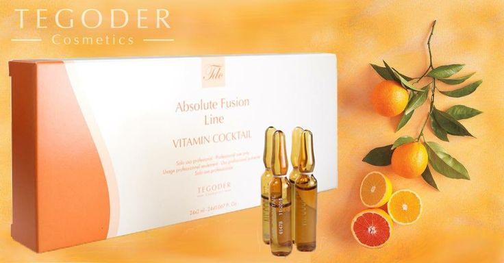 Tegoder Cosmetics - Absolute Fusion - Vitamin C ||| by: Fruzsina Csaba