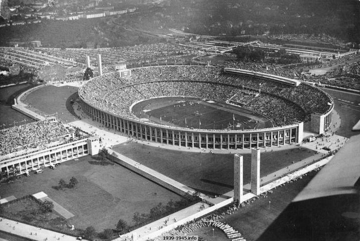 1939-1945.info WW2 - Летние Олимпийские Игры в Берлине 1936 года - фотографии