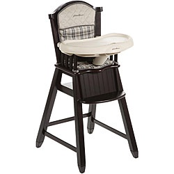 High chair- wish this was black!