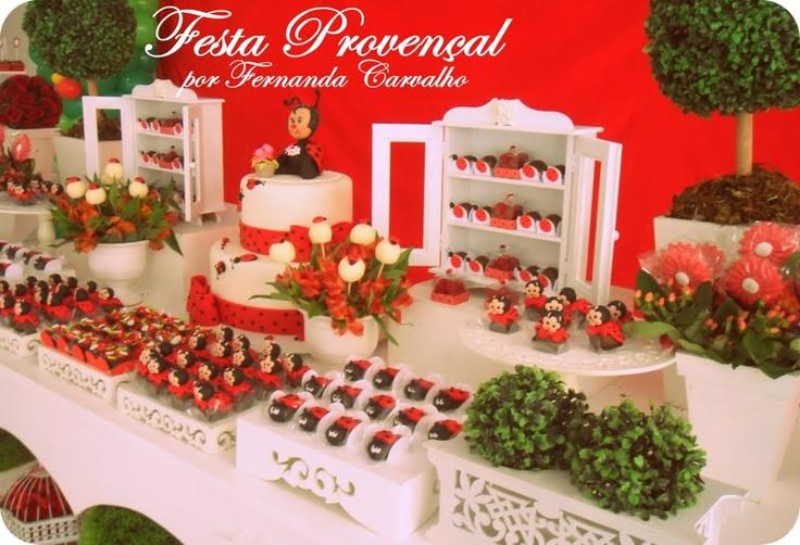 Festa Provençal: joaninha