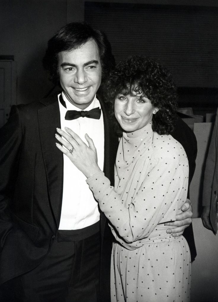 Neil Diamond And Barbra Streisand | GRAMMY.com: 1980 Barbra, Barbra Hello Gorgeous, Diamonds Girls, Famous People, Neil Diamonds, Flowers, Diamonds Team, Photo, Barbra Streisand