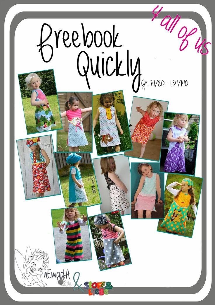 107 best nähen images on Pinterest | Kinderkleidung nähen, Nähen für ...