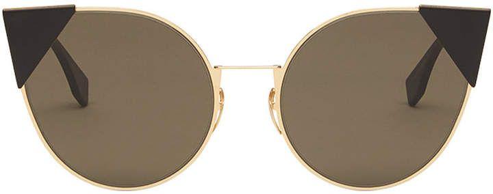 Fendi Eyewear Lei sunglasses
