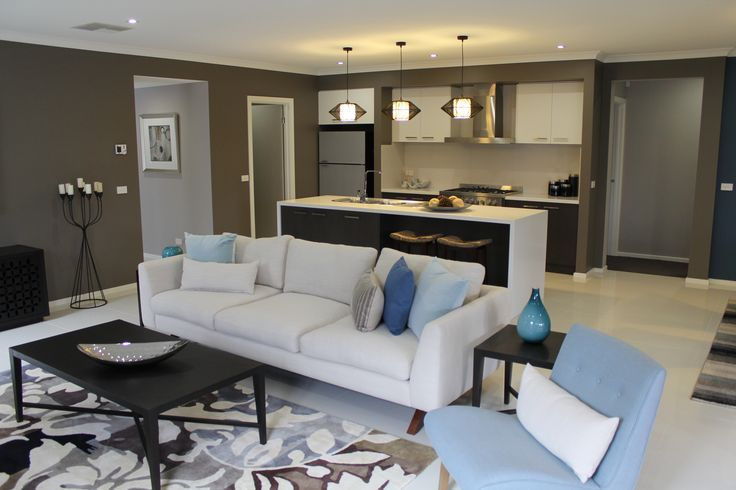 Aspen Living by Zuccala Homes #Woodleaestate  #land #houseandland #newlandestate #newhome #lounge #movies #family #friends