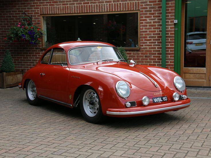 Porsche 356 Carrera GS