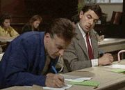 """When you get away with it. 