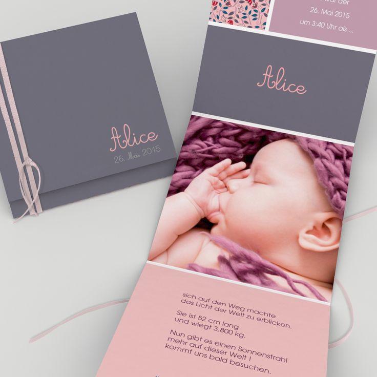#papeterie #baby #geburtskarten                                                                                                                                                                                 Mehr