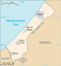 Gaza Strip - Wikipedia, the free encyclopedia