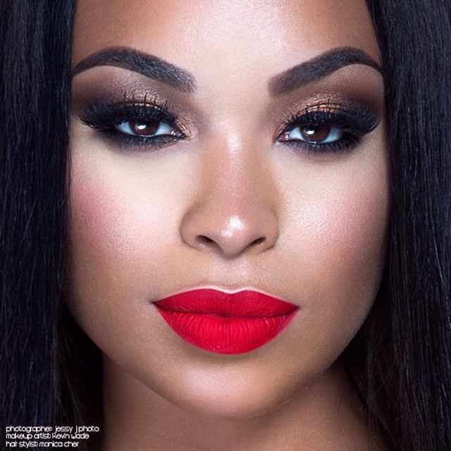 453 Best Images About African American Makeup Brown Women