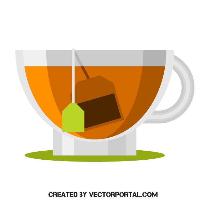 cup of tea vector image tea illustration vector images tea cups cup of tea vector image tea