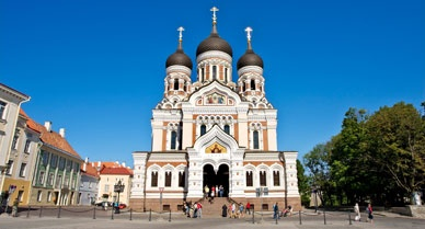 A Walking Tour of Tallinn | Rick Steves | Smithsonian Magazine