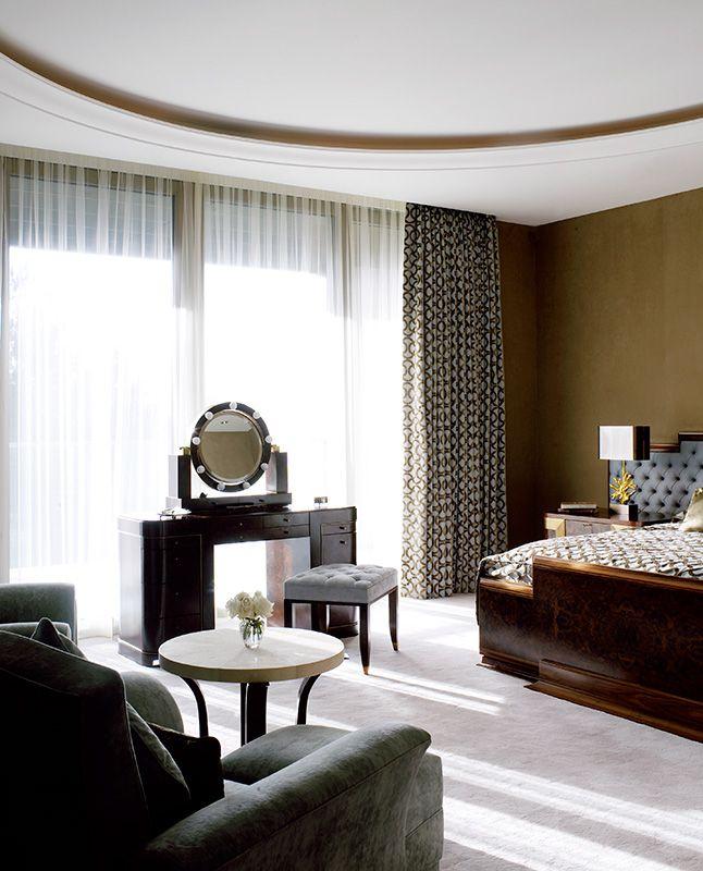 The Debonair Penthouse By A London Interior Designer: Luxury Penthouse Apartment, London