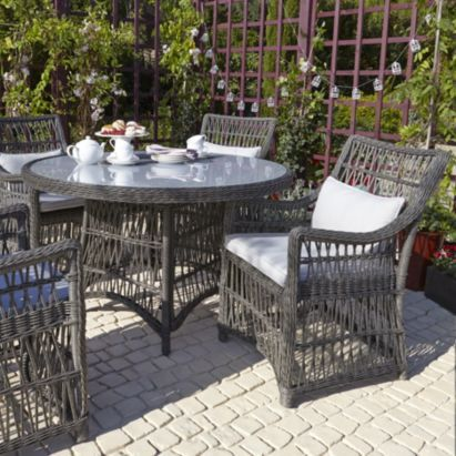 Caravella Seater Garden Dining Set   B Q for all your home and garden  supplies and advice on all the latest DIY trends  Garden Furniture Buying  Guide. 15 best images about Garden on Pinterest   Gardens  Dining sets
