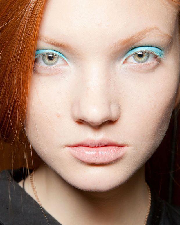   ClioMakeUp Blog / Tutto su Trucco, Bellezza e Makeup ;) » Trend estate 2013: Il Mascara Colorato