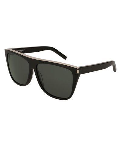 7f8046ab8c700 Flat-Top Rectangle Sunglasses
