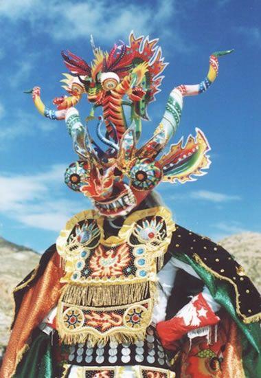 diablo boliviano