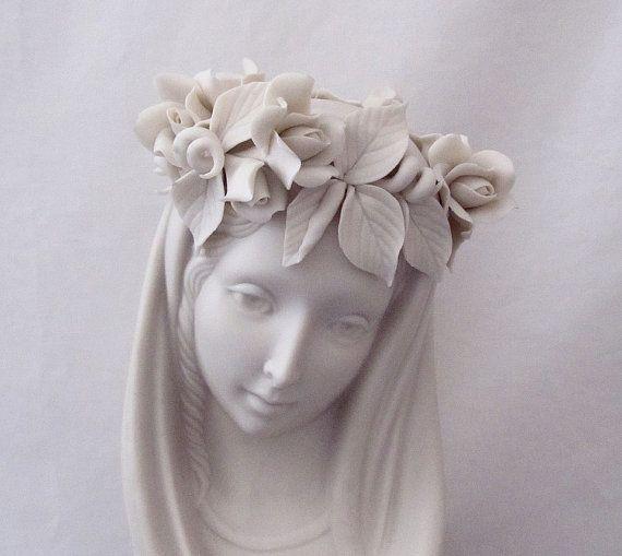 Cybis Madonna Queen of Angels Bisque Porcelain ``` was my mothers now is my daughters as b day gift.