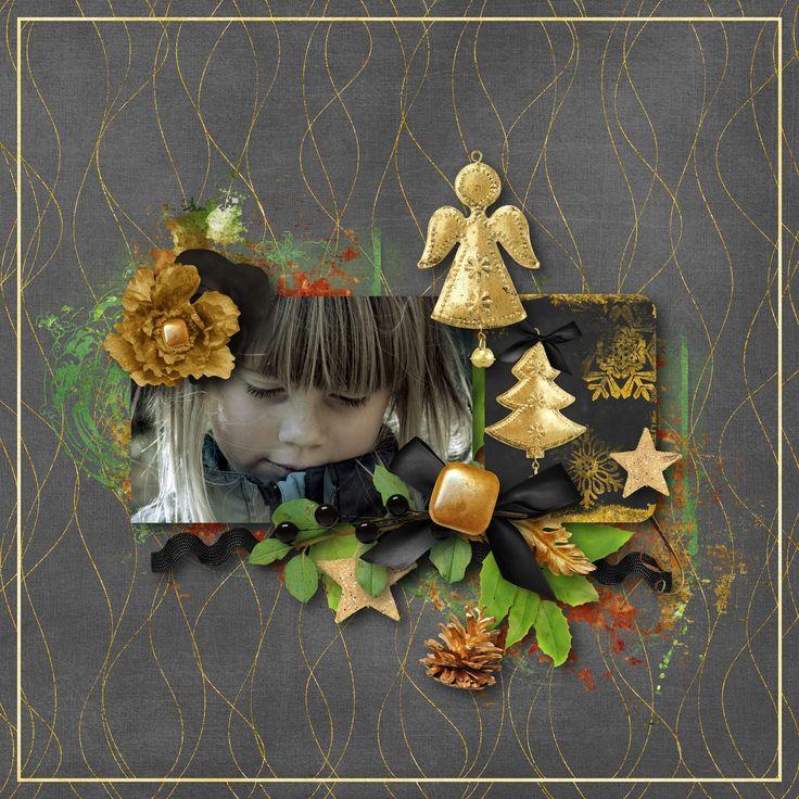 """Decembers Festivities"" by BooLand Designs, http://www.thedigichick.com/shop/Decembers-Festivities-The-Hatchery-Bundle-6-Pack.html, photo Pezibear, Pixabay"