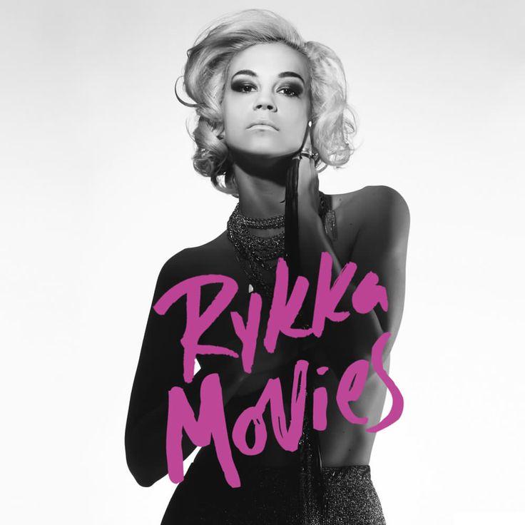 Hair and Makeup for Rykka's cover album by Devon Bree Baker
