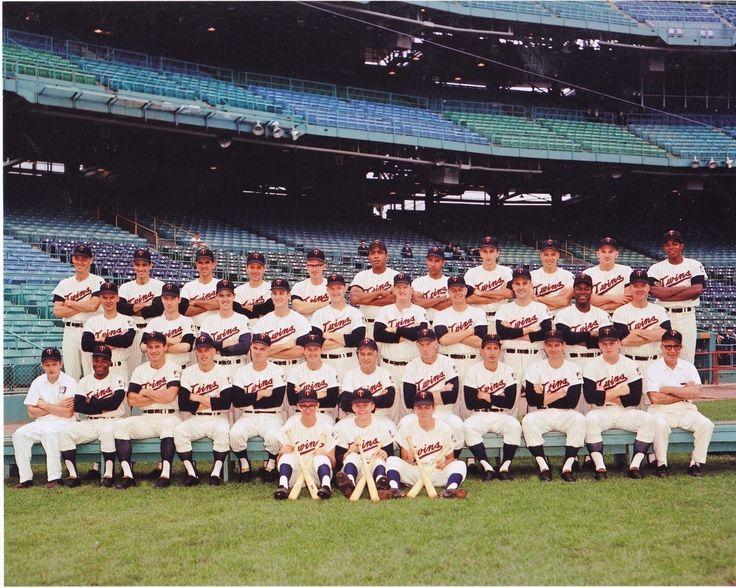 Your 1965 Minnesota Twins Sports Pinterest Minnesota