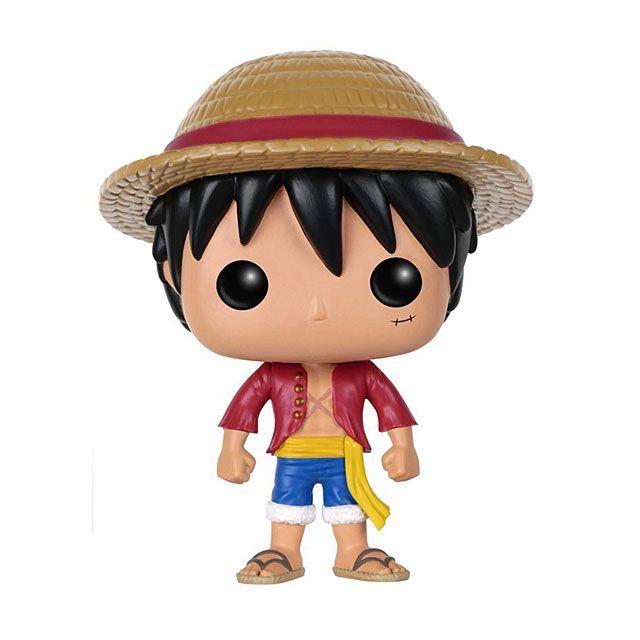 Funko Pop One Piece Monkey D Luffy 98 Figure Bonecos De Anime Anime