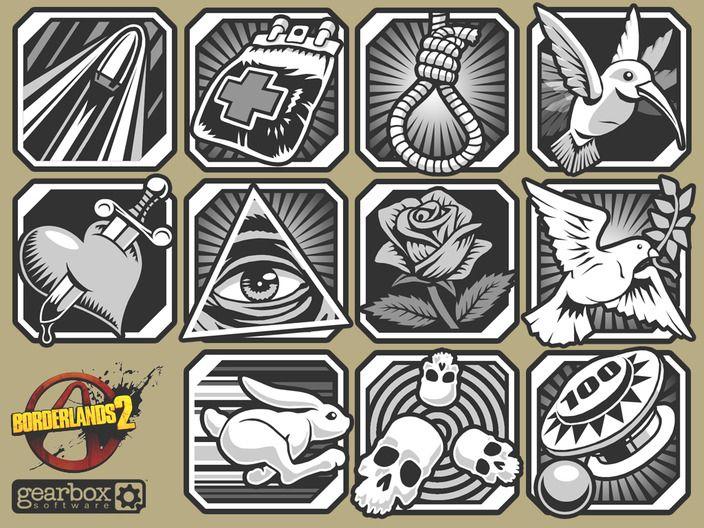 Skill Icons: Maya from Borderlands 2