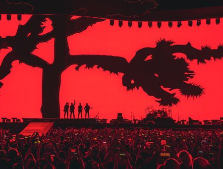 U2 - The Joshua Tree Tour 2017 -  07/12/2017 in Berlin (Olympiastadion) (Support: Noel Gallagher's High Flying Birds)