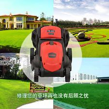 1200W Electric Mower 30L Cordless Rechargeable Lawn Mower Weed Grass Cleaning