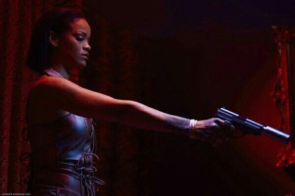"Rihanna -  ""Needed Me"" video"